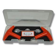 Chaptap-Box Kit för broddning 3/8, Hansbo