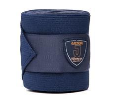Nyhet! Ridbandage Badge Marina 4-pack Jacson