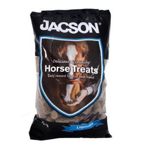 Nyhet! Hästgodis Lakrids från Jacson